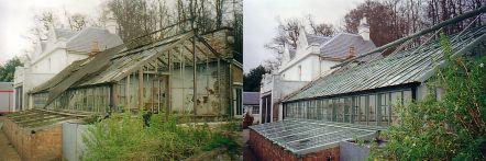 Greenhouse restoration - greenhouse repair - image 1