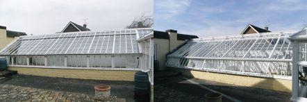 Greenhouse restoration - greenhouse repair - image 10