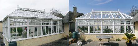 Greenhouse restoration - greenhouse repair - image 11