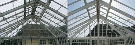 Greenhouse restoration - greenhouse repair - image 13