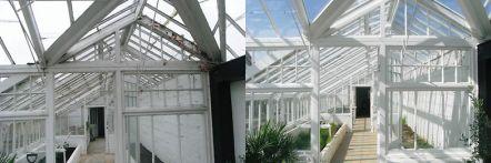Greenhouse restoration - greenhouse repair - image 14