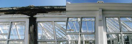 Greenhouse restoration - greenhouse repair - image 15