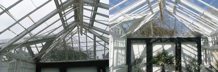 Greenhouse restoration - greenhouse repair - image 21