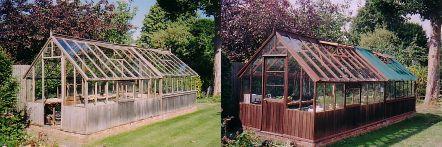 Greenhouse restoration - greenhouse repair - image 22