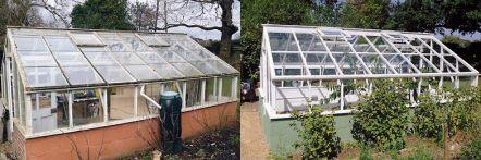 Greenhouse restoration - greenhouse repair - image 23