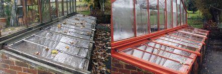Greenhouse restoration - greenhouse repair - image 27
