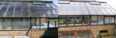 Greenhouse restoration - greenhouse repair - image 30