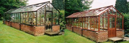 Greenhouse restoration - greenhouse repair - image 32