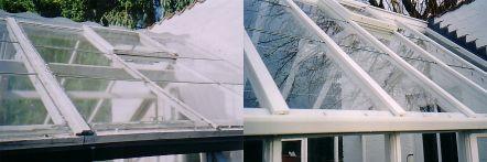 Greenhouse restoration - greenhouse repair - image 34