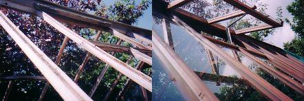 Greenhouse restoration - greenhouse repair - image 35