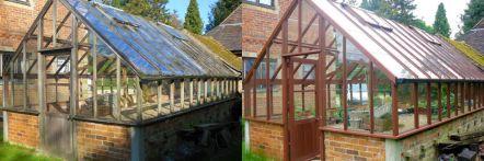 Greenhouse restoration - greenhouse repair - image 42