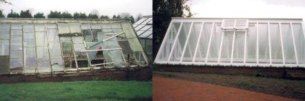 Greenhouse restoration - greenhouse repair - image 6