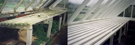 Greenhouse restoration - greenhouse repair - image 7