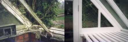 Greenhouse restoration - greenhouse repair - image 8