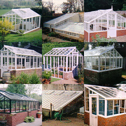 Replacement greenhouses gallery - click to view